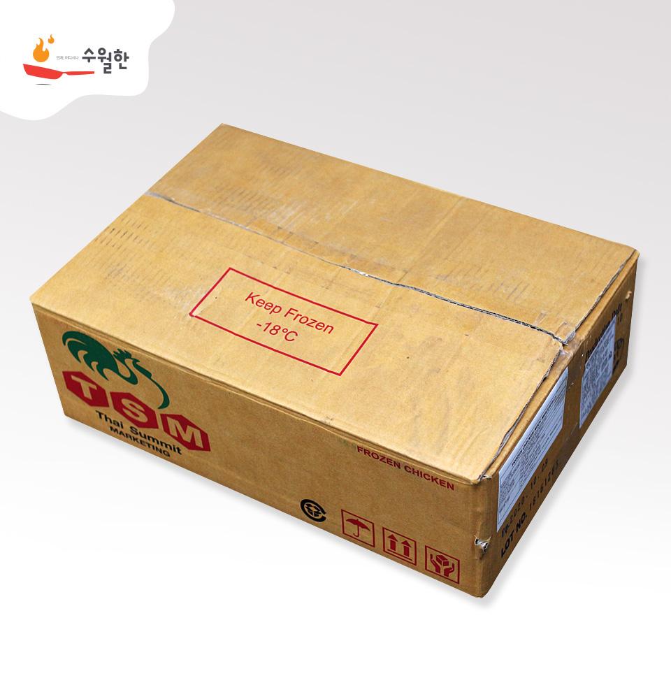 수월한 태국산 닭목살 2kg